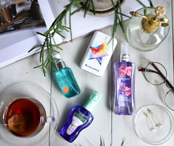香水を日本の当たりまえに、FITSの歩みをご紹介します。
