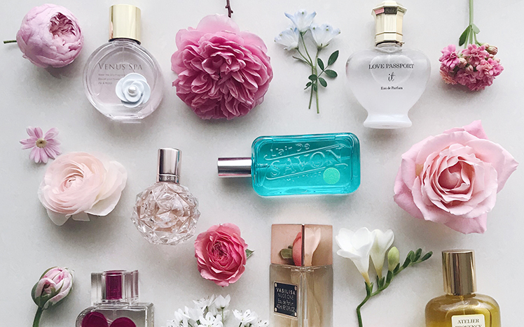 レディス香水